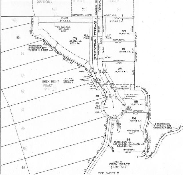 lot 83 equestrian estates information    mckim homes  inc